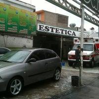 Photo taken at Acqua Car Wash by Daniel T. on 7/8/2013