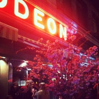 Photo taken at The Odeon by Elle C. on 4/25/2013