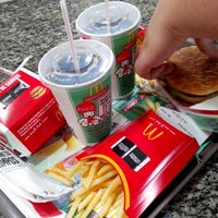 Photo taken at McDonald's by Sarah D. on 5/1/2013