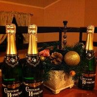 Photo taken at Resrauracja Główna @ Szarotka Vital&Spa Resort by Nika K. on 12/31/2012