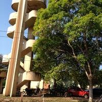 Photo taken at UFOPA - Campus Tapajós by Daniel O. on 11/18/2012