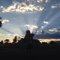 Photo taken at Coffee Creek Golf Course by Evelyn S. on 7/2/2014