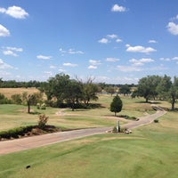 Photo taken at Lawton Country Club by Evelyn S. on 8/30/2014