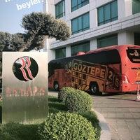4/14/2018 tarihinde Hakkı H.ziyaretçi tarafından Ramada Hotel & Suites Kemalpaşa'de çekilen fotoğraf