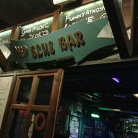 3/27/2013 tarihinde Mustafa Y.ziyaretçi tarafından Deep Blue Bar'de çekilen fotoğraf
