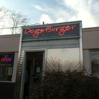 Photo taken at Dog-N-Burger Grille by Nora K. on 12/10/2012