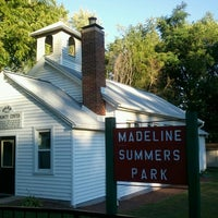 Photo taken at Madeline Summers Park by Kris C. on 9/2/2013