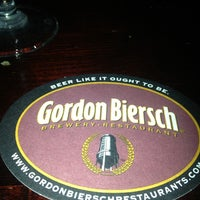 Photo taken at Gordon Biersch Brewery Restaurant by Jessy S. on 1/24/2013