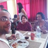 Photo taken at Estância D'Oliveira by Edu K. on 9/23/2012