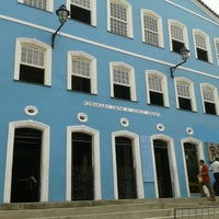 Photo taken at Largo do Pelourinho by Carlos M. on 2/22/2013