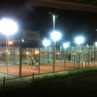 Photo taken at Clube de Padel by Rui D. on 11/27/2012