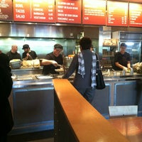 Photo taken at Chipotle Mexican Grill by Neal N. on 11/30/2012