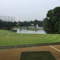 Photo taken at Pondok Indah Golf Driving Range by Stanley P. on 10/6/2016