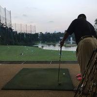 Photo taken at Pondok Indah Golf Driving Range by Stanley P. on 8/31/2016