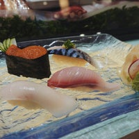 Photo taken at Yamato Japanese Restaurant by Wakefield J. on 1/3/2016