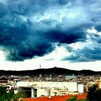 Photo taken at Teatre Grec by Sergi N. on 9/30/2012
