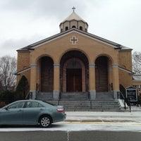 Photo taken at St Stephens Armenian Apostolic Church by David T. on 2/3/2013