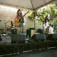 Photo taken at City Hall Plaza by Samson on 7/16/2015