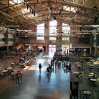 Photo taken at Armory at Seattle Center by Samson N. on 4/30/2013