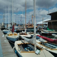 Photo prise au Center for Wooden Boats par Samson le7/5/2013