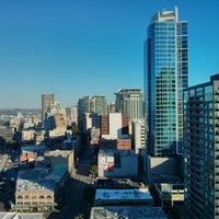 Photo taken at Downtown Seattle by Samson on 9/11/2013