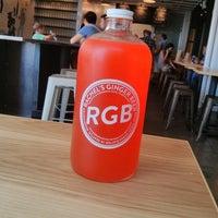 Photo taken at Rachel's Ginger Beer by Samson N. on 8/12/2013