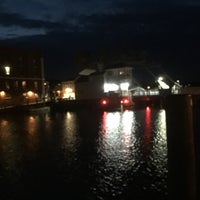 Photo taken at mystic Drawbridge by barbee on 7/18/2015