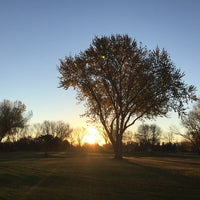 Photo taken at Brookland Executive Nine Golf Course by Jon W. on 10/25/2014