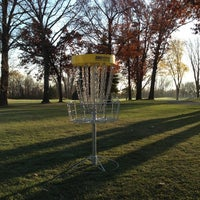 Photo taken at Brookland Executive Nine Golf Course by Jon W. on 10/27/2012