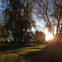 Photo taken at Brookland Executive Nine Golf Course by Jon W. on 10/26/2013