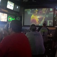 Photo taken at Leo's All-Star Sports Bar & Grill by Joe A. on 9/18/2013