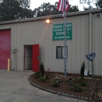 Photo taken at Fisher Ferry Volunteer Fire Dept. by Kim n Hyman S. on 10/2/2012