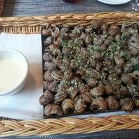 Photo taken at Fetra Restaurante by Javieriti C. on 11/16/2013