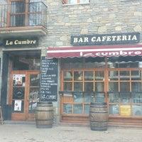 Photo taken at La Cumbre by Javieriti C. on 2/11/2014