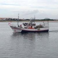 Photo taken at Porto Pesca Aveiro by Paulo A. on 10/25/2013