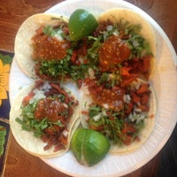Photo taken at Taqueria La Hacienda by Angel R. on 6/18/2013