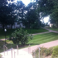 Photo taken at College of Wooster by John B. on 7/17/2013
