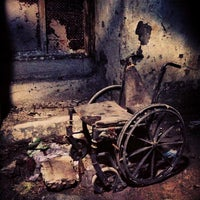 Photo taken at Divine Lorraine Hotel by Mike D. on 9/5/2013