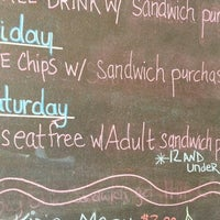 Photo taken at In the Neighborhood Deli by Michael C. on 8/22/2015