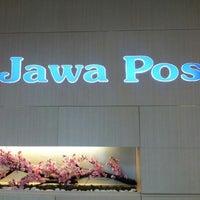 Photo taken at Jawa Pos by Yoci I. on 11/22/2012