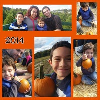 Photo taken at R & J Farm by Julie M. on 10/13/2014