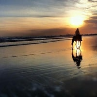 Photo taken at Laguna Beach by AOM S. on 10/21/2012
