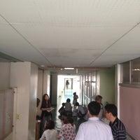 Photo taken at 青森市立橋本小学校 by Kunikazu K. on 7/26/2013