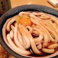 Photo taken at めん処まめや by なり り. on 9/3/2015