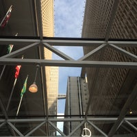 Photo taken at Peachtree Center Harris Tower by Chris L. on 7/10/2014