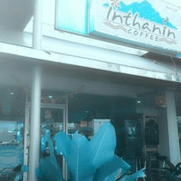 Photo taken at Inthanin Coffee by Maprang G. on 12/23/2012