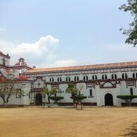 Photo taken at Parroquia Santo Domingo De Guzmán by Aracely D. on 5/13/2013