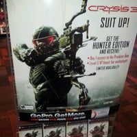 Photo taken at GameStop by Jose R. on 2/18/2013