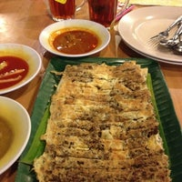 Photo taken at SOHO Seafood Restaurant by Aia A. on 4/14/2013