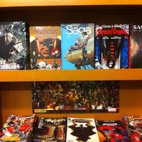 Foto tomada en Madrid Comics por Ricardo M. el 9/5/2013